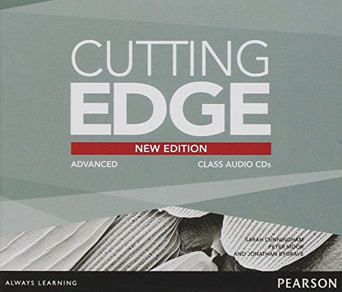 9781447972525: Cutting Edge Advanced New Edition Class CD