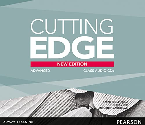 9781447972525: Cutting Edge Advanced New Edition Class CD