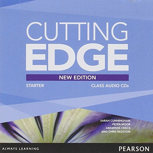 9781447972532: Cutting Edge Starter New Edition Class CD