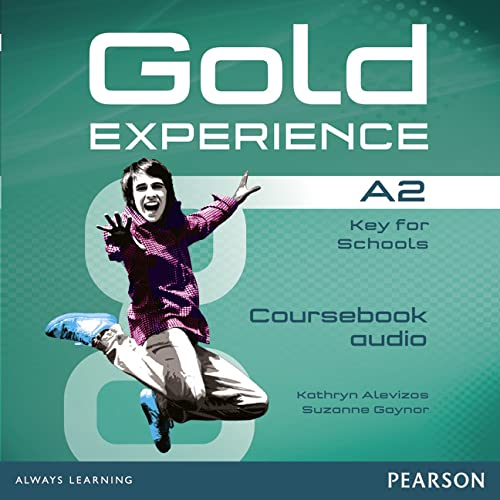 9781447973676: Gold Experience A2 Class Audio CDs