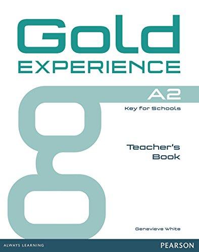 9781447973683: Gold Experience A2 Teacher's Book