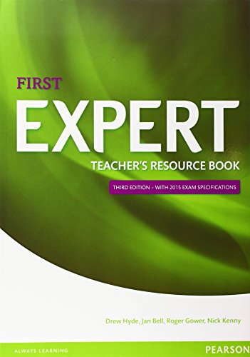 9781447973775: Expert first. Coursebook-Textbook. Con espansione online. Per le Scuole superiori