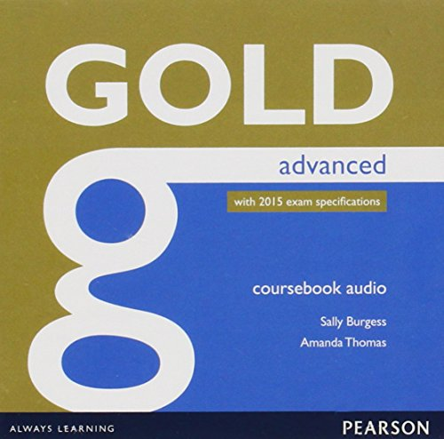 9781447973843: Gold First (2015) Class Audio CD