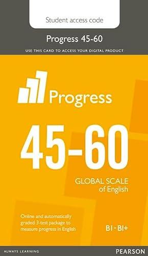 9781447974154: Progress 45-60 Stu Printed Access Card