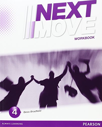 9781447974512: NEXT MOVE SPAIN 4 WORKBOOK