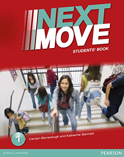 9781447974543: Next Move Spain 1 Students' Book