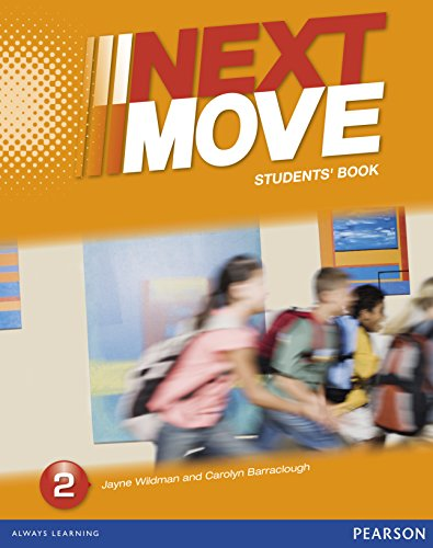 9781447974574: Next Move Spain 2 Students' Book