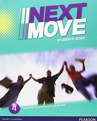9781447974635: Next Move Spain 4 Students' Book