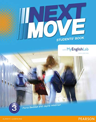 9781447974680: Next Move Spain 3 Student Book & MyEnglishLab Pack