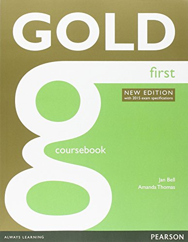 9781447974765: Gold first. New edition. Con e-book. Con espansione online. Per le Scuole superiori