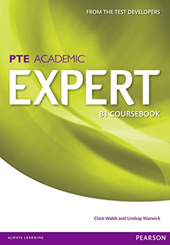 9781447975007: Expert Pearson Test of English Academic B1 Standalone Coursebook
