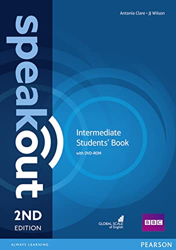 9781447976837: Speakout Intermediate 2nd Edition Students' Book for DVD-ROM Pack