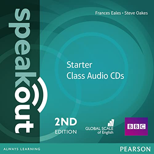 9781447976998: Speakout Starter 2nd Edition Class CDs (2)