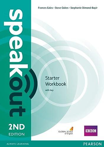 9781447977070: Speakout Starter 2nd Edition Workbook with Key