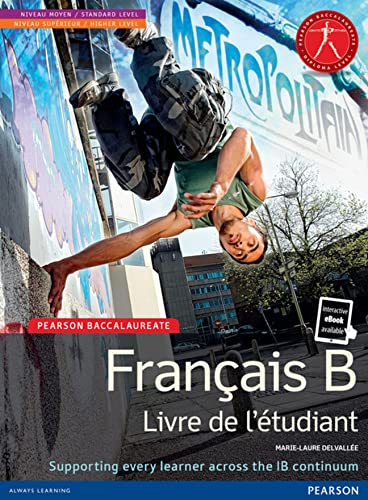 9781447980599: Pearson Baccalaureate Francais B new bundle (not pack) (Pearson International Baccalaureate Diploma: International Editions)