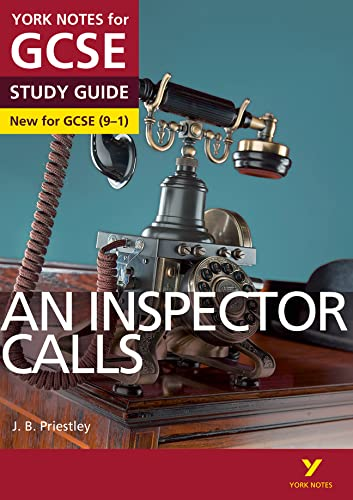 9781447982166: An Inspector Calls: York Notes for GCSE (9-1)