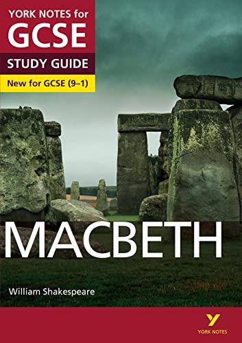 9781447982203: Macbeth: York Notes for GCSE 2015