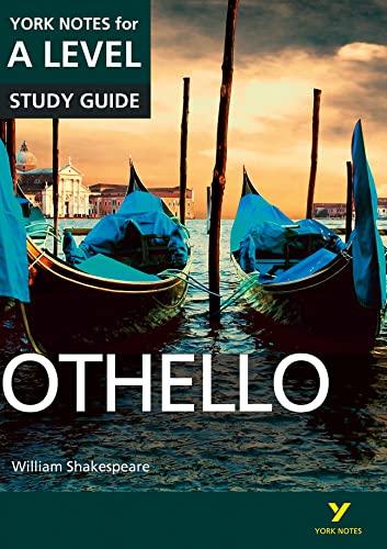 Othello: York Notes for A-Level 2015 (York Notes Advanced): Warren, Rebecca