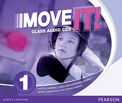 9781447982555: Move It! 1 Class CDs (Next Move)