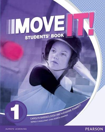 9781447982685: Move It! 1 Students' Book (Next Move)