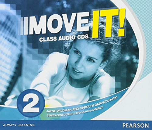 9781447982739: Move It! 2 Class Audio CDs (Next Move)