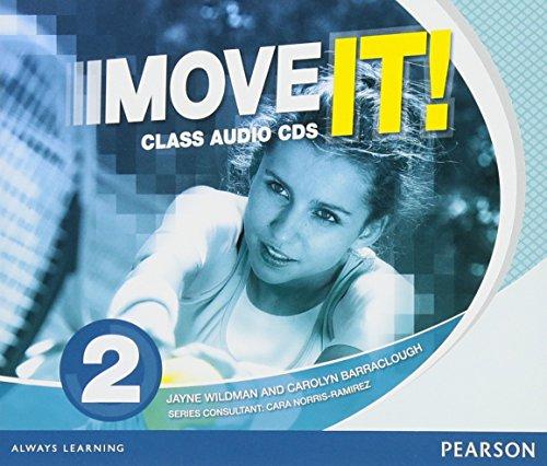 9781447982739: Move It! 2 Class Audio CDs