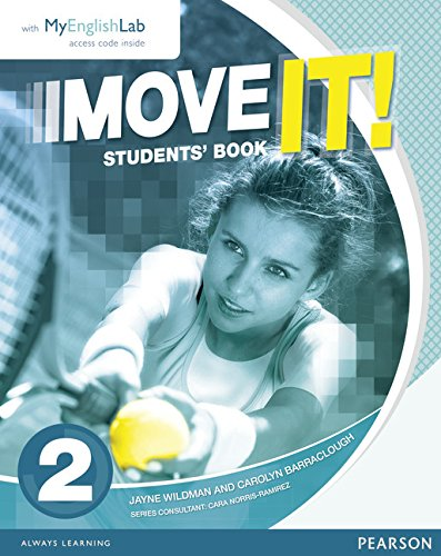 9781447982852: Move It! 2 Class Audio CDs (Next Move)