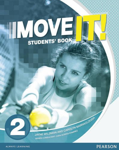 9781447982869: Move It! 2 Students' Book (Next Move)