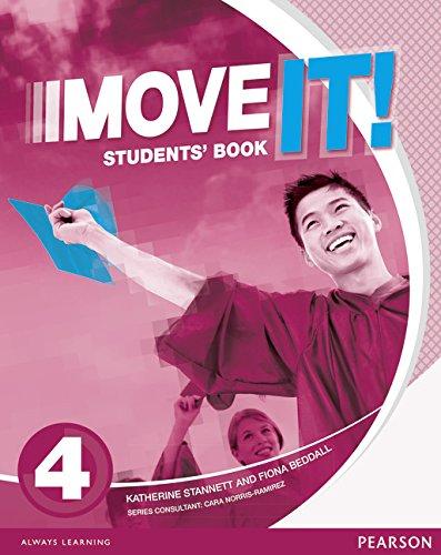 9781447983224: Move It! 4 Students' Book (Next Move)