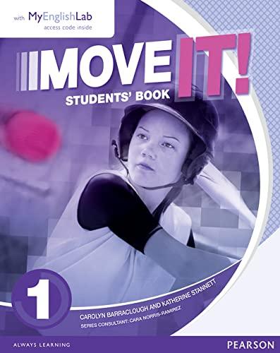 9781447983330: Move It! 1 Students' Book & MyEnglishLab Pack (Next Move)