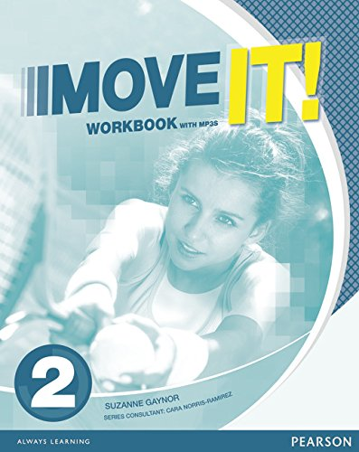 9781447983385: Move It! 2 Workbook & MP3 Pack (Next Move)