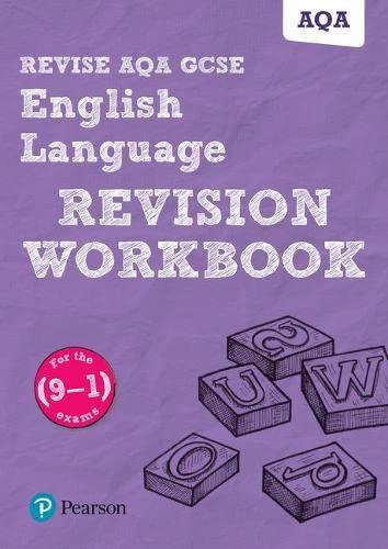 9781447987833: Revise AQA GCSE English Language Revision Workbook: for the 9-1 exams (REVISE AQA GCSE English 2015)