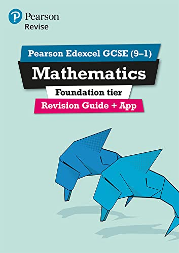 9781447988045: REVISE Edexcel GCSE (9-1) Mathematics Foundation Revision Guide: with FREE online edition (REVISE Edexcel GCSE Maths 2019 edition) (REVISE Edexcel GCSE Maths 2015)