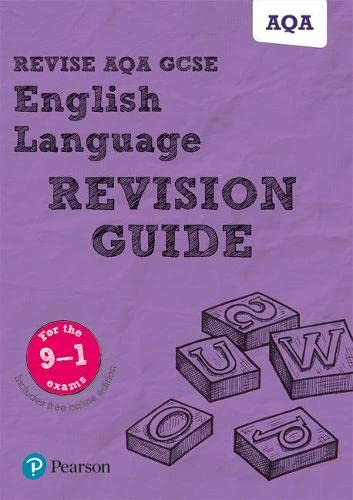 9781447988052: REVISE AQA GCSE English Language Revision Guide (with online edition): for new 2015 qualifications