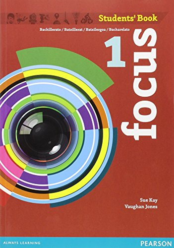 9781447988229: Focus Spain 1. Students' Book