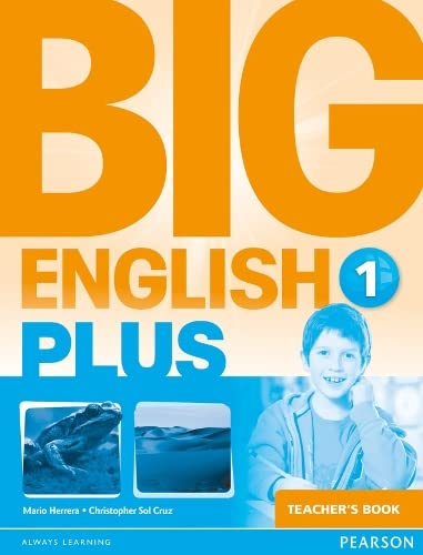 9781447989097: Big English Plus 1 Teacher's Book
