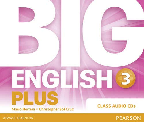 9781447989165: Big English Plus 3 Class CD
