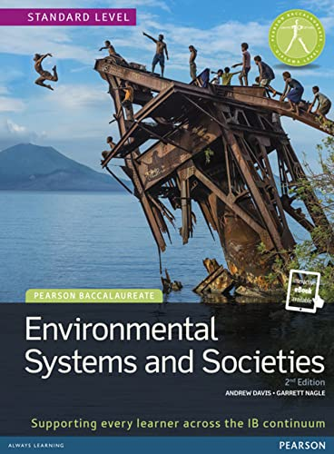 9781447990420: Pearson Baccalaureate: Environmental Systems and Societies (Pearson International Baccalaureate Diploma: International Editions)
