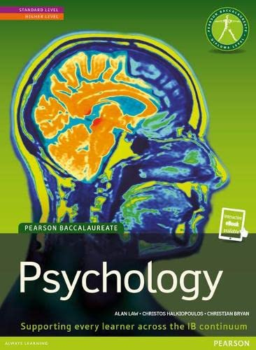 9781447990659: Psychology (Student Text and eText) (Pearson Baccalaureate) (Pearson International Baccalaureate Diploma: International Editions)