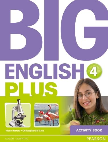 9781447994411: Big English Plus 4 Activity Book