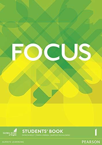 9781447997672: Focus BrE 1 Student's Book