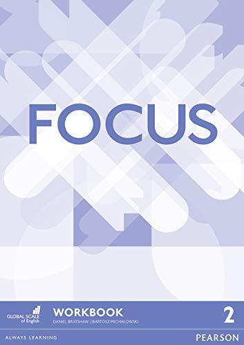 9781447997962: Focus BrE 2 Workbook