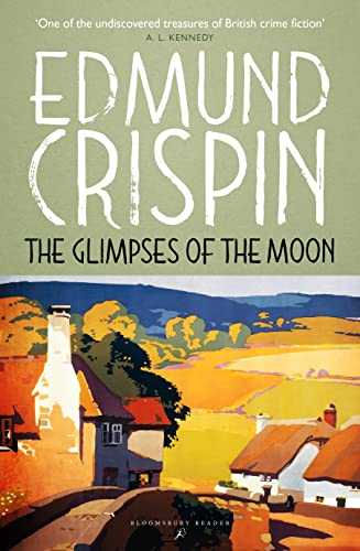 9781448206995: The Glimpses of the Moon (Bloomsbury Reader)