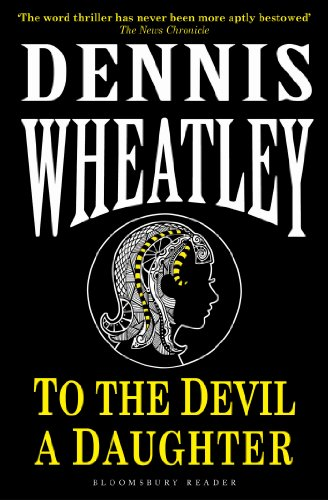 9781448212620: To the Devil, a Daughter (Black Magic)