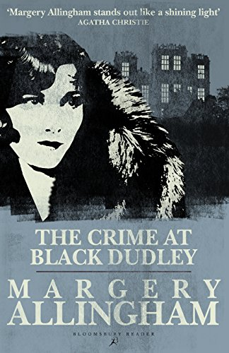 9781448216666: The Crime at Black Dudley (Albert Campion)
