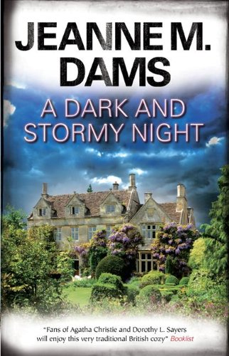 9781448360147: A Dark and Stormy Night (Dorothy Martin Mysteries)