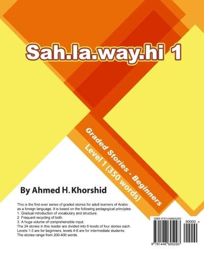 9781448605293: Sahlawayhi 1: Graded Stories for Beginners (Arabic Edition)