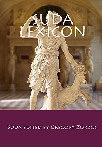 9781448606221: Suda Lexicon: Letter E-F-Z (Greek Edition)