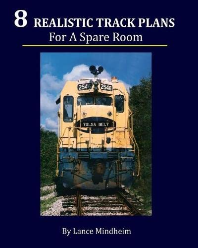 9781448612994: 8 Realistic Track Plans For A Spare Room