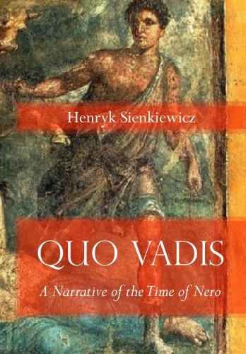 9781448620418: Quo Vadis: A Narrative of the Time of Nero